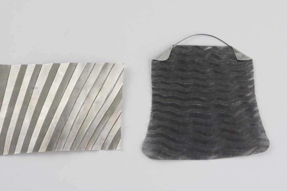 Broosch, silver, Klara Brynge